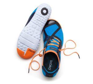 Vous n'avez pas souvent dû voir cette marque de chaussures minimalistes.