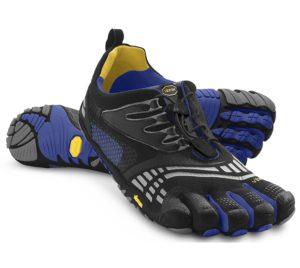 Les modèles Vibram sont parmi les chaussures minimalistes les plus connues...