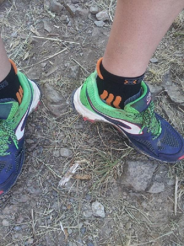 Test chaussures trail Kalenji Kapteren XT4