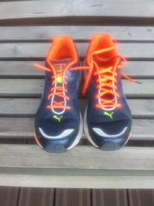 Mes chaussures de sport Puma Faas 600.  © Testeurs Outdoor