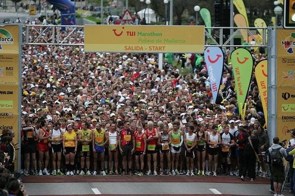 course marathon Majorque