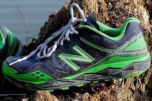 Voila cette chaussure New Balance Leadville MT 1210 utilisée pour ce test. © Testeurs-Outdoor