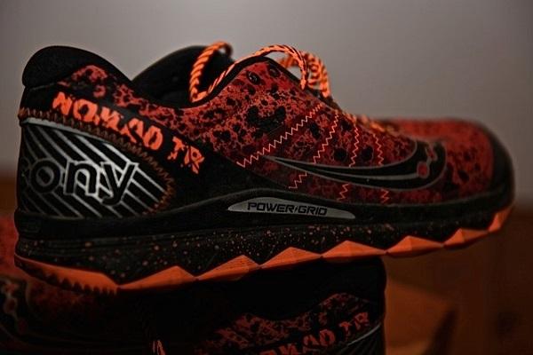 Test de la chaussure trail Saucony Nomad TR
