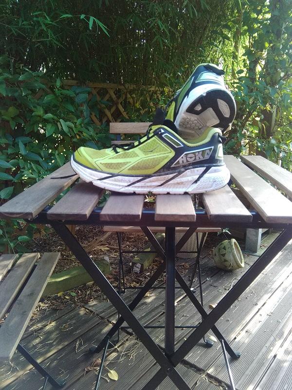 Test chaussures running Hoka Clifton