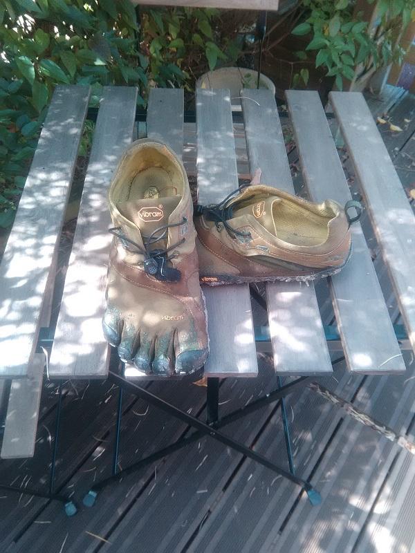 chaussures Vibram Fivefingers Spyridon