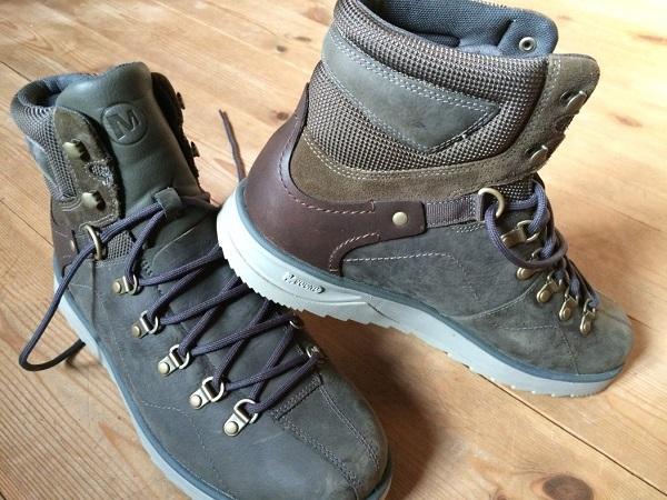 chaussures de randonnées MERRELL Epiction Polar WP