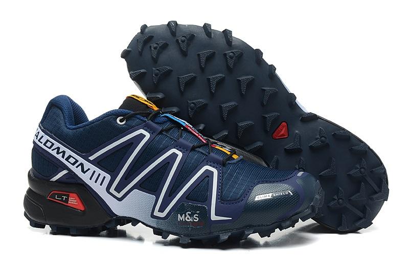 coloris chaussure trail Salomon Speedcross 3