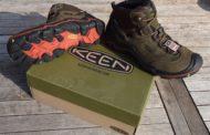 Test chaussure randonnee Keen Wanderer WP