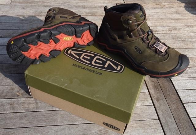 chaussures Keen Wanderer WP