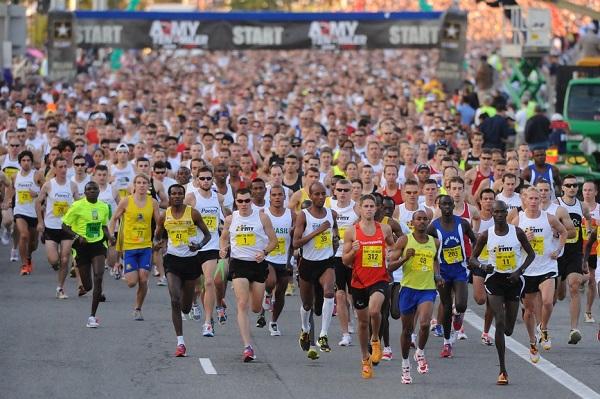Quelles chaussures pour courir le marathon avec un drop de 8 minimum ?