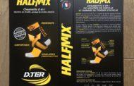 Test des chaussettes running D.Ter Halfmix