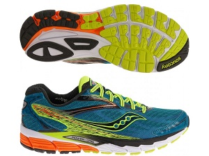 chaussures running Saucony Ride 8