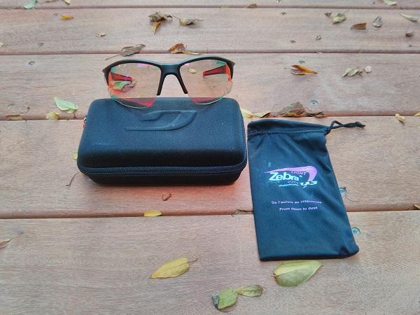 Test des lunettes Julbo Venturi