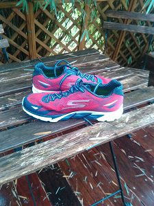 mes chaussures Skechers Go Run 4