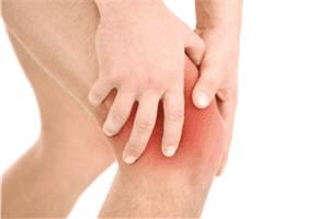 douleur au genou