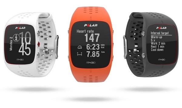 Montre Polar M430 : dédiée aux addicts de la course à pied ?