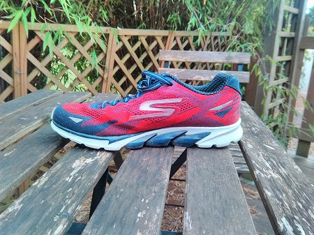 Test Skechers Go Run 4