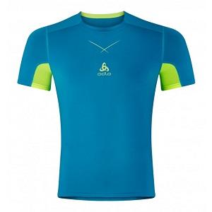 Tee shirt Odlo CeramiCool bleu