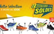chaussures running pas cher : objectif moins de 100 euros ?