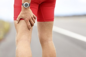 contractures musculaires cuisse