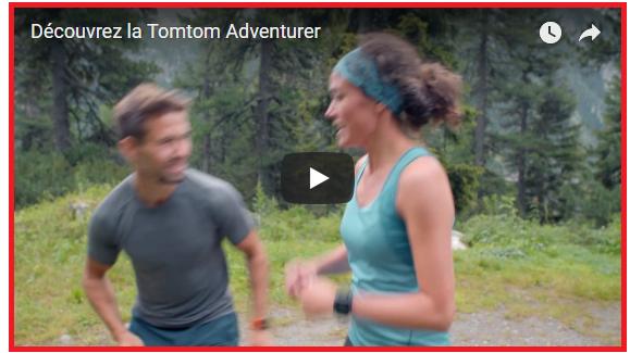 Montre TomTom Adventurer