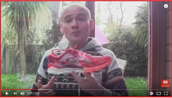 Test chaussure Skechers Go Meb Speed 4