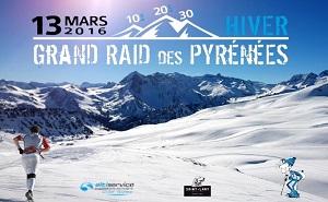 Trail Pyrénées : Cette affiche donne envie, n'est-ce pas ? © GRP