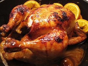 Le poulet est une bonne source de proteine naturelle. © Fotolia