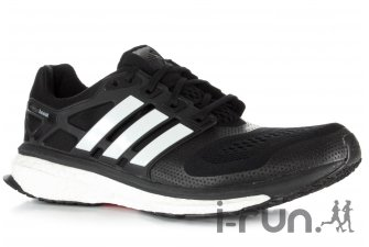 Cette chaussure running   Adidas Energy Boost se trouve chez nos partenaires. © I-Run