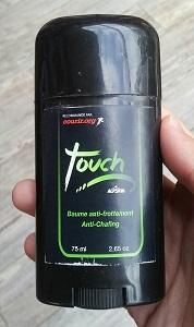 Voilà le baume anti frottement Alpskin Touch du test. © Testeurs-Outdoor