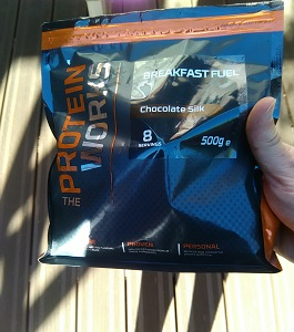 Mes prochains petits déjeuners à base de breakfast Protein Works © Testeurs-Outdoor