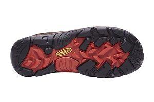chaussures Keen Wanderer WP talon