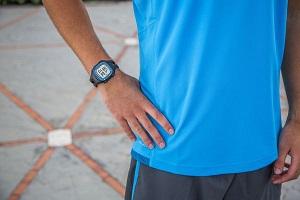 Je trouve cette montre discrète et un look sympa pour la vie de tous les jours... © Garmin
