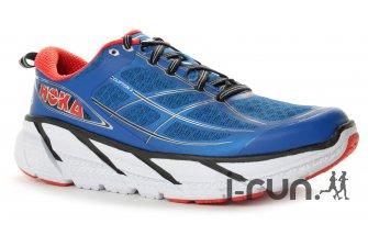 Ces chaussures running Hoka Clifton 2 sont disponibles chez nos partenaires. © Testeurs Outdoor