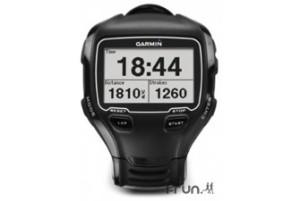 Vous trouverez la montre GPS Garmin 910 XT chez notre partenaire. © I-Run