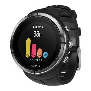 montre GPS cardio Suunto Spartan Ultra Black