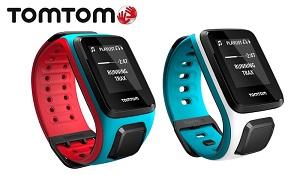 L'avantage de cette montre réside dans son capteur intégré. © Tomtom