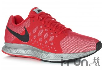 Ces chaussures de running Nike Air Pegasus adoptent la technologie Flash. © I-Run