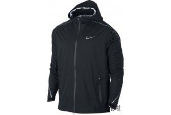J'aime bien la capuche zippée pour cette veste running Nike. © I-Run
