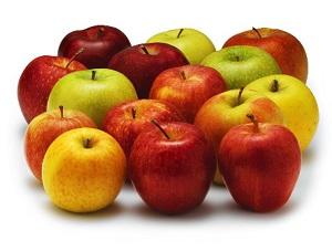 Des pommes dans les 5 aliments qui font maigrir ? © Fotolia