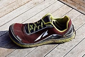 profil chaussures trail Altra Lone Peak 2.5