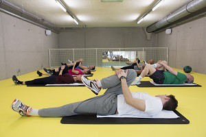 Une petite séance de stretching, cela vous tente ? © Monstade.fr