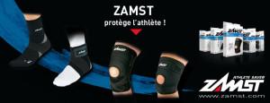 Quelques produits Zamst en images...
