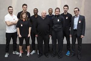 Vous pouvez voir ici une partie de l'équipe qui vous accompagnera. © Monstade.fr