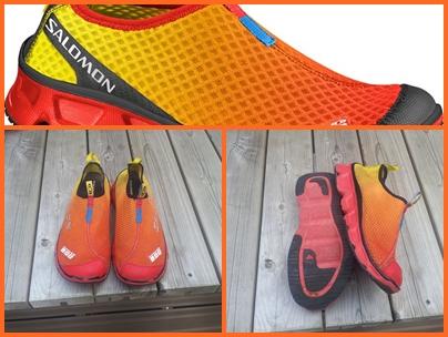 Equipement trail Salomon : Test de la chaussure Salomon RX
