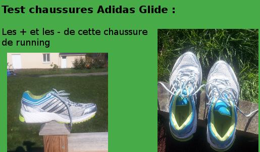 De Testeur La Chaussure Glide Outdoor Running Adidas Test gd1Oqwd