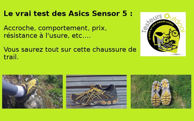 asics sensor 5