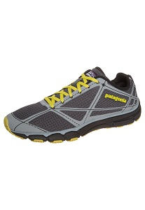 Chaussures Patagonia : Nous voilà en présence de la version grise. © Zalando.com