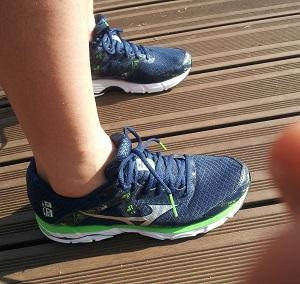 Chaussure de running Mizuno Wave Inspire 10 Testeur Outdoor