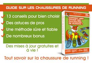 Choisir chaussures running : Ce livre vous aidera. © Testeurs Outdoor